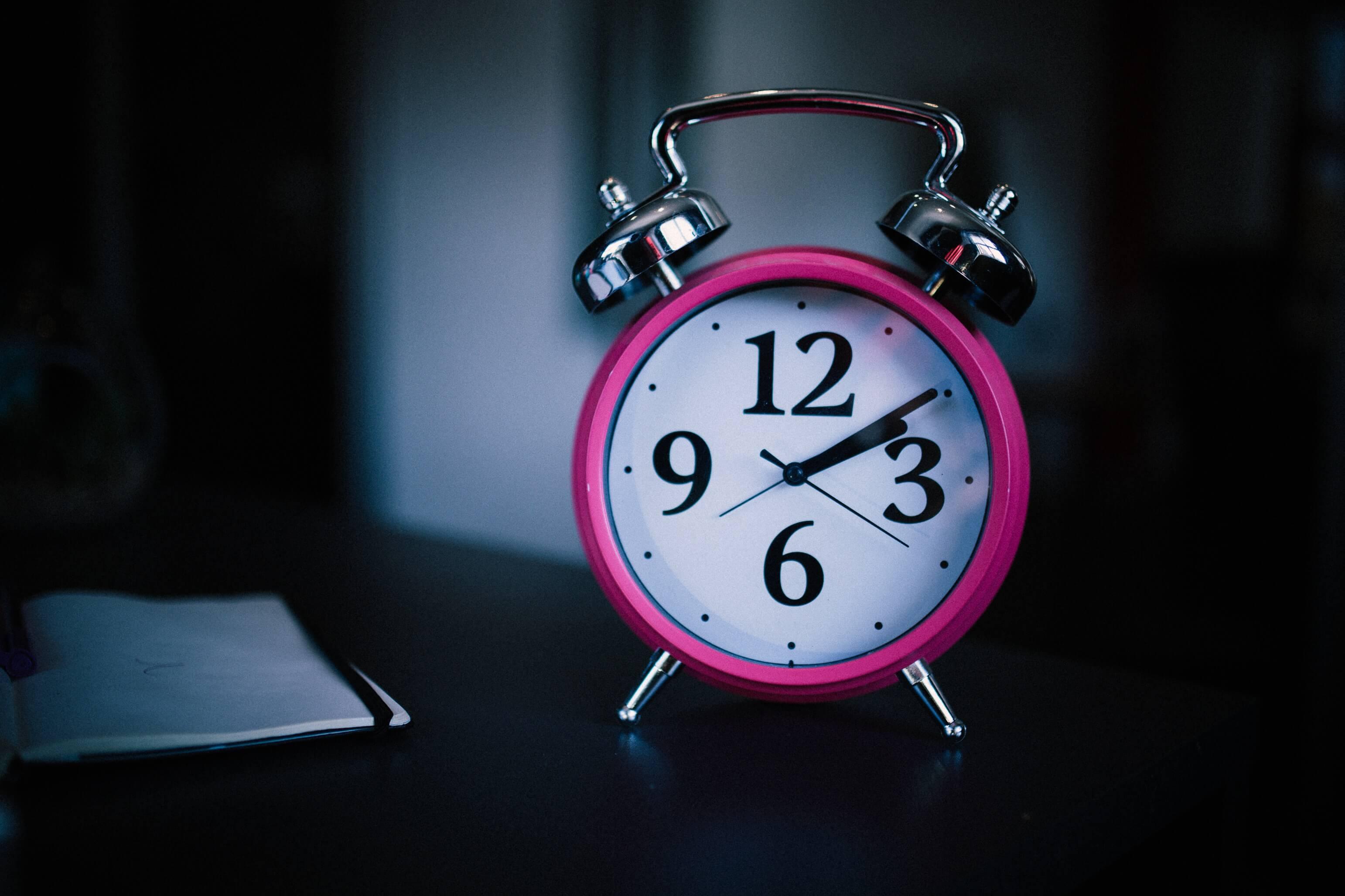 blogging tips - find time