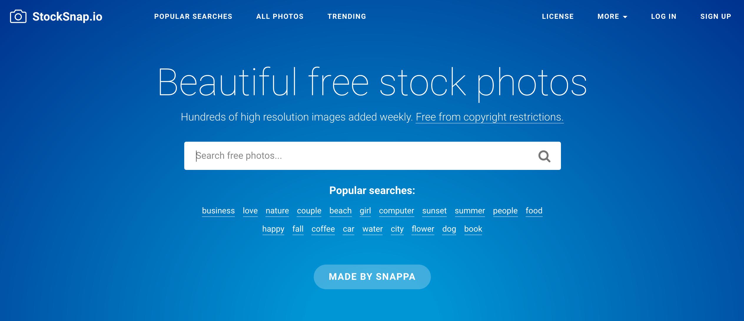 stocksnap.io free images