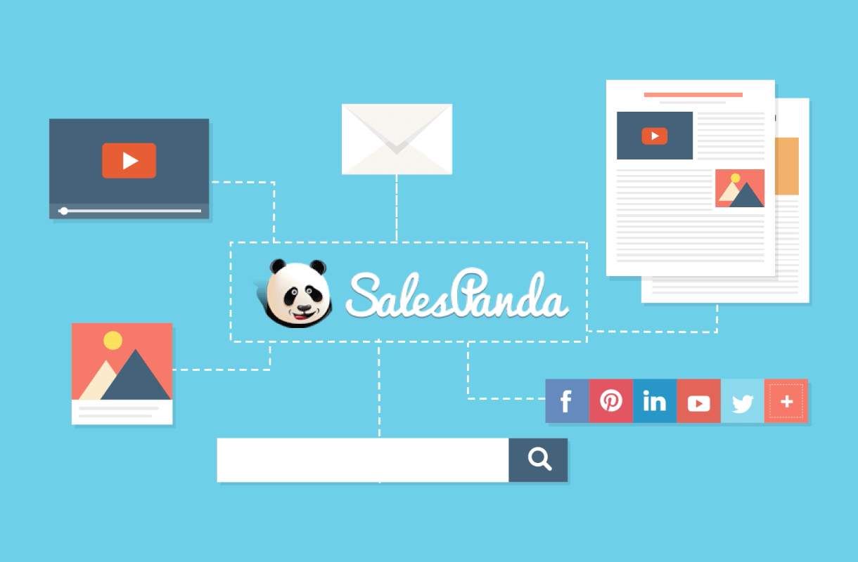 content marketing tools salespanda